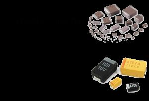 Capacitor Structure,Capacitor symbol