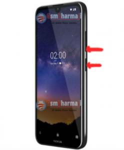 Nokia 2.2 Hard Reset