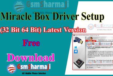 Miracle Box Driver Setup