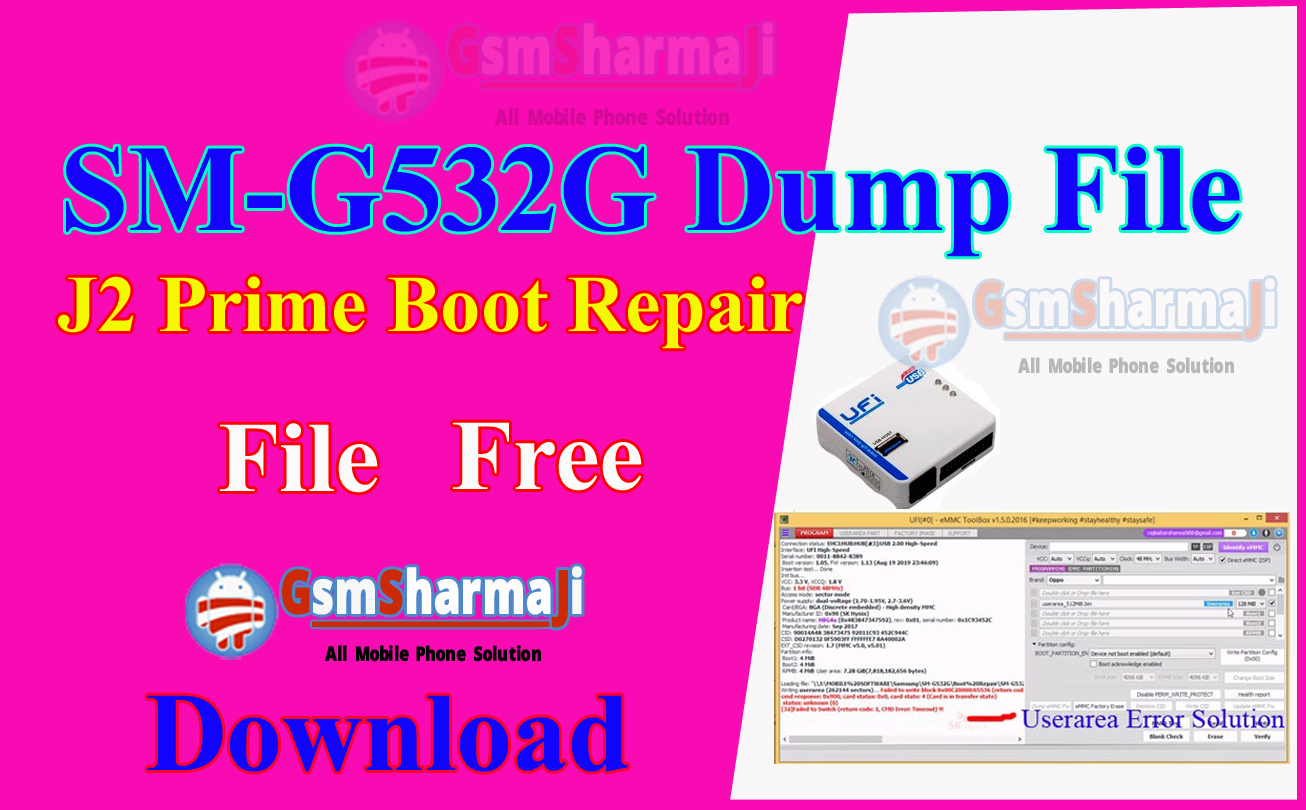 J2 Prime Boot Repair File