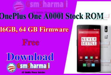 OnePlus One A0001 Stock ROM