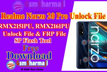 Realme Narzo 20 Pro Pattern Unlock Free Tool One Click