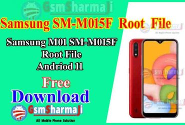 Samsung SM-M015F Root File Free Download