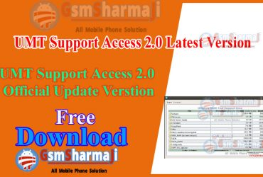 UMT Support Access 2.0 Latest Version
