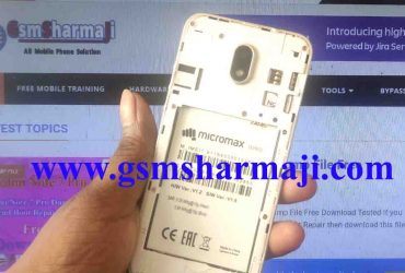 Micromax Canvas Fashion 3G Q3502 Official Firmware Without Password Download