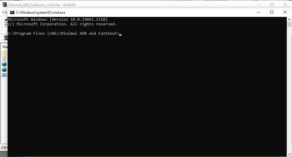 Minimal ADB Fastboot Tool Latest Version
