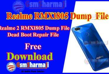 Realme 2 RMX1805 Dump File Free Download
