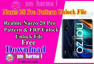 Realme Narzo 20 Pro RMX2161 Pattern & FRP Unlock File Free SP Flash Tool
