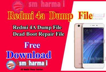 Redmi 4a Dump File