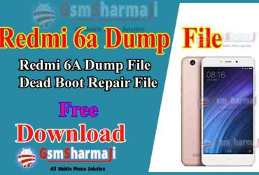 Redmi 6a Dump File Free Download Tested