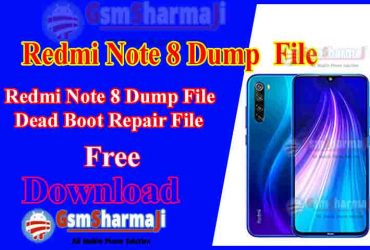 Redmi Note 8 Dump File Free Download Tested